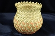 Hand Woven Tarahumara Indian Basket 5.5  (57)