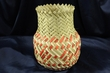 "Hand Woven Tarahumara Indian Basket 5""x8"" (U)"