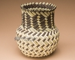 "Hand Woven Tarahumara Indian Basket 7.5""  (53)"