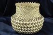 "Hand Woven Tarahumara Indian Basket 6.5"" (Q)"