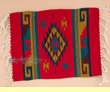 "Hand Woven Zapotec Place Mat  16""x20"" (a)"