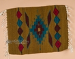 "Hand Woven Zapotec Place Mat  16""x20"" (ag)"
