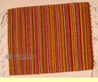 "Hand Woven Zapotec Place Mat  16""x20"" (ao)"