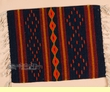 "Hand Woven Zapotec Place Mat  16""x20"" (as)"