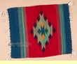 "Hand Woven Zapotec Place Mat  16""x20"" (m)"