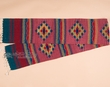 "Hand Woven Zapotec Table Runner 10""x80"" (a18)"