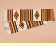 """Hand Woven Zapotec Table Runner 10""""x80"""" (a24)"""