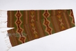 "Hand Woven Zapotec Table Runner 10""x80"" (a4)"