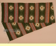 """Hand Woven Zapotec Table Runner 15""""x80"""" (a65)"""