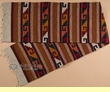 "Hand Woven Zapotec Table Runner 15""x80"" (a73)"