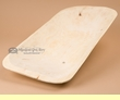 "Tarahumara Indian Wooden Dough Bowl Platter 12""x23""  (bb)"
