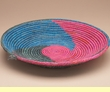 "Indian Style Basket 13.5""  (a17)"