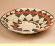 "Indian Style Basket 14"" (a51)"