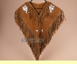 Indian Style Chaleco Dance Shirt - Wolf  (c5)