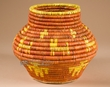 "Indian Style Olla Basket 7.5"" (a33)"