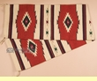 Indian Style Southwest Woven Table Runner 16x80  (168027)