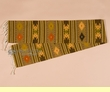 "Indian Zapotec Table Runner 10""x80"" (a28)"