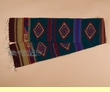 """Indian Zapotec Table Runner 10""""x80"""" (a45)"""