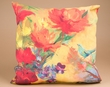"Indoor Outdoor Climaweave Pillow 18"" -Flowers  (p33)"