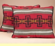 Pair of Classic Southwest Pillows 15x18 -CLEARANCE
