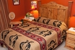Light Weight Southwestern Bedspread -Kokopelli Twin