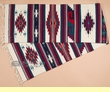 """Mexican Indian Zapotec Table Runner 15""""x80"""" (b34)"""