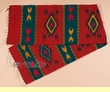 """Mexican Indian Zapotec Table Runner 15""""x80"""" (b39)"""