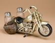 Motorcycle Salt & Pepper Shaker Set  (sp14)