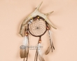 Native American Antler Dreamcatcher -Navajo  (dc4-15)