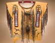Native American Indian War Shirt -Shoshone  (ws5)