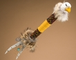 "Native American Creek Talking Stick 21"" -Eagle  (TS18)"