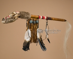 Native American Dance, Talking & Medicine Sticks