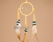 "Native American Dream Catcher 3"" -Gold  (3-1)"