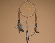 "Native American Dream Catcher 6"" -Navajo Brown (6-2)"