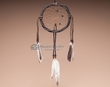 "Tarahumara Twisted Wooden Dream Catcher 6"" (6-1)"