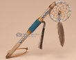 "Native American Dream Catcher Spirit Stick 8"" - (s10)"