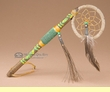 "Native American Dream Catcher Spirit Stick 8""  (s11)"