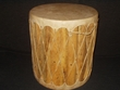 Native American Drum Table 16x18