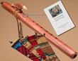 Native American Flute Package -Walnut Eagle