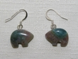 Native American Indian Earrings -Tigua (42)