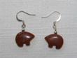 Native American Indian Jewelry -Tigua Earrings (100)