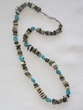 "Native American Indian Jewelry -Tigua Necklace 20""(114)"