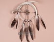 "Native American Medicine Wheel 6"" -Rustic  (6-3)"