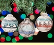 Native American Navajo Christmas Ornaments Set of 3 (co10)