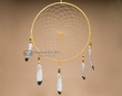 "Native American Navajo Dream Catcher 24"" (24-1)"