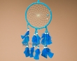 "Tarahumara Indian Dream Catcher 5""  (dc4-3)"