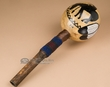 """Native Apache Gourd Rattle 12"""" -End of Trail  (r85a)"""