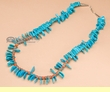 "Native American Navajo Jewelry -Necklace 24"" (154)"