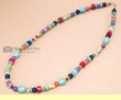 "Native American Navajo Jewelry -Necklace 25"" (171)"
