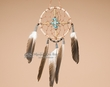 Native American Navajo Medicine Spirit Wheel 4""